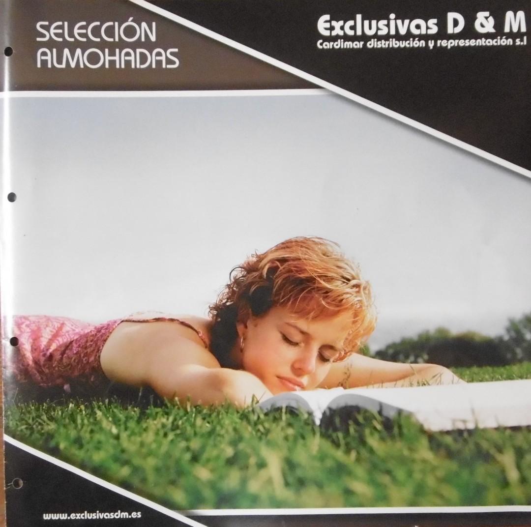 Catálogo SELECCIÓN ALMOHADAS