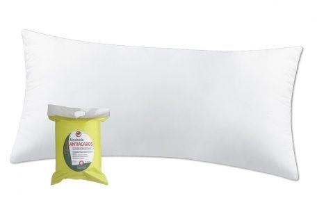 Almohada fibra antiácaros Guay