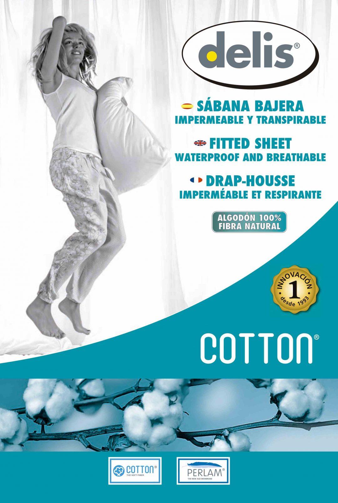 Sabana bajera COTTON – Delisproducts